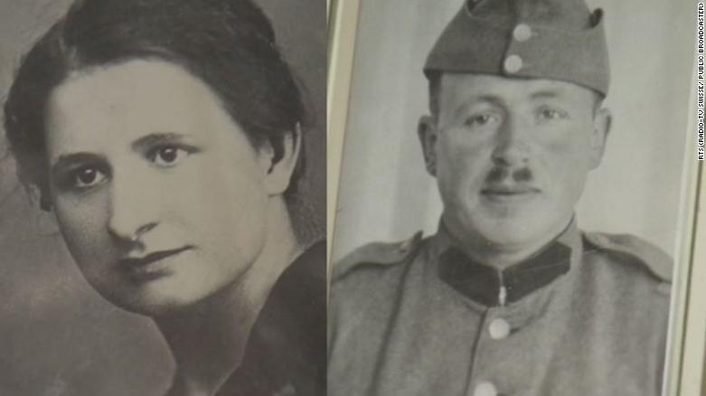 Francine y Marceline desaparecieron en las montañas de Suiza en el año  1941